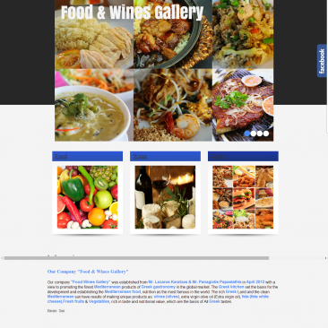 Food Wines Gallery