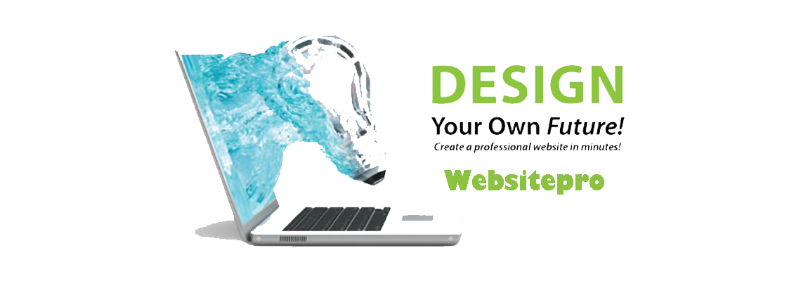 Φτιάξε τώρα την ιστοσελίδα σου στην Website Pro