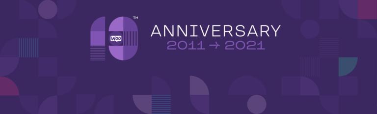 Γιορτάζοντας τα 10 χρόνια του WooCommerce